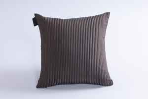 Designer cushion Gianduia Wengè | BROCHIER e-shop