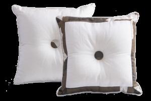 Designer cushion Jimi Ondina Wengè | BROCHIER e-shop