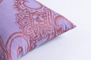 Designer cushion Pechino Ametista | BROCHIER e-shop