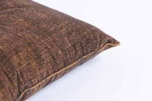 Designer cushion Bosforo Pechino Ruggine | BROCHIER e-shop