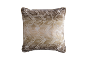 Designer cushion Ombre' Safari Wengè | BROCHIER e-shop