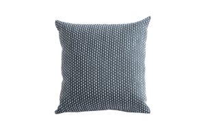 Designer cushion Impuntura Petrol | BROCHIER e-shop