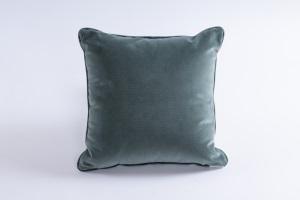Designer cushion Puffo Leonida Petrol | BROCHIER e-shop
