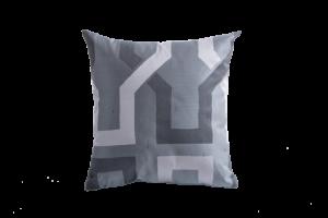 Designer cushion Ondina Ardesia | BROCHIER e-shop
